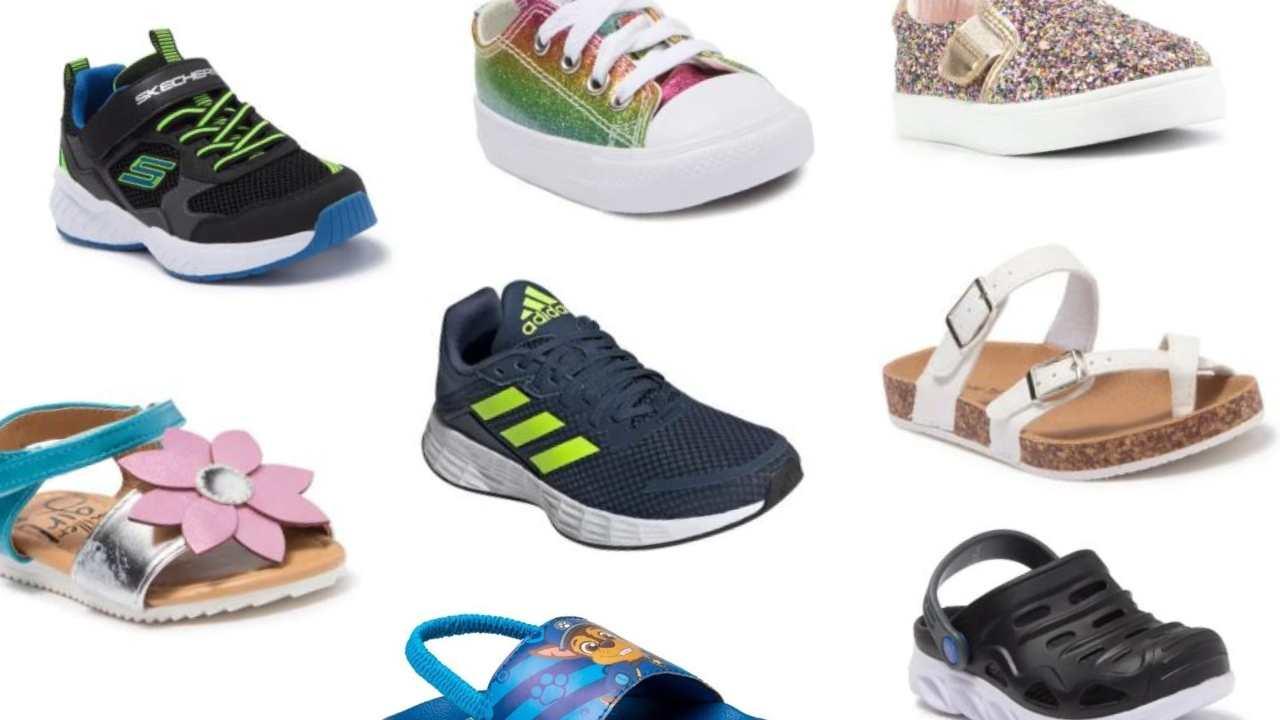 nordstrom rack kids shoes