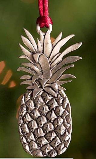 pineapple ornament