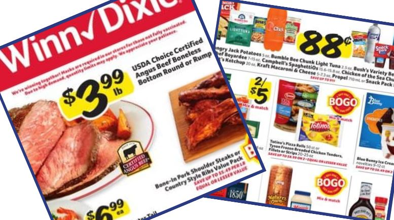 winn-dixie weekly ad