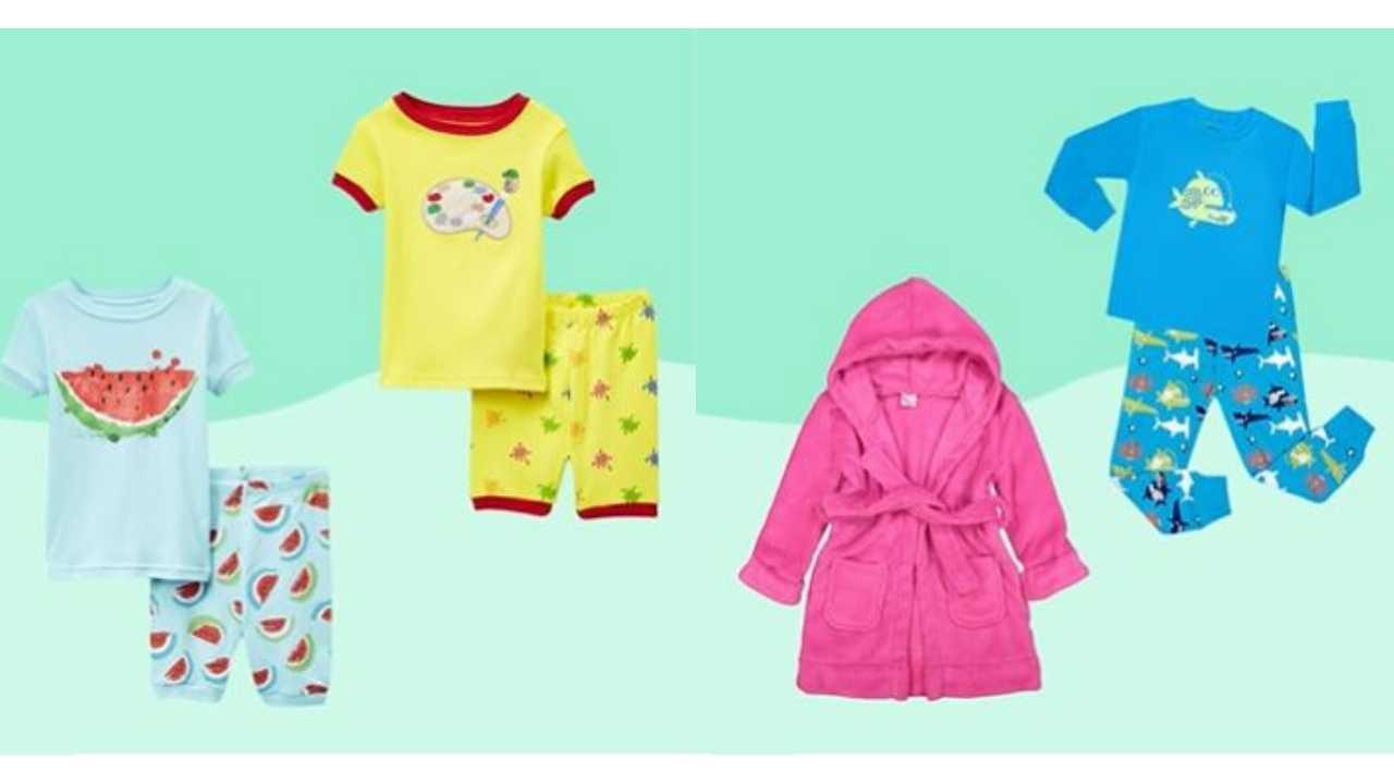 zulily pajama sets