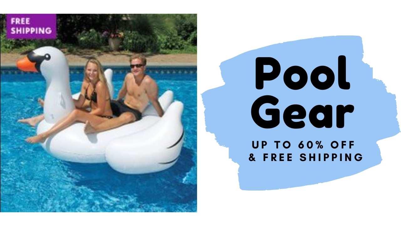zulily pool gear