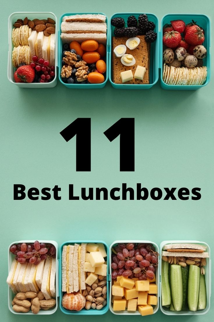 11 Best Lunchboxes   Bentgo, YumBox & More