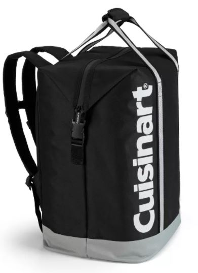 cuisinart backpack