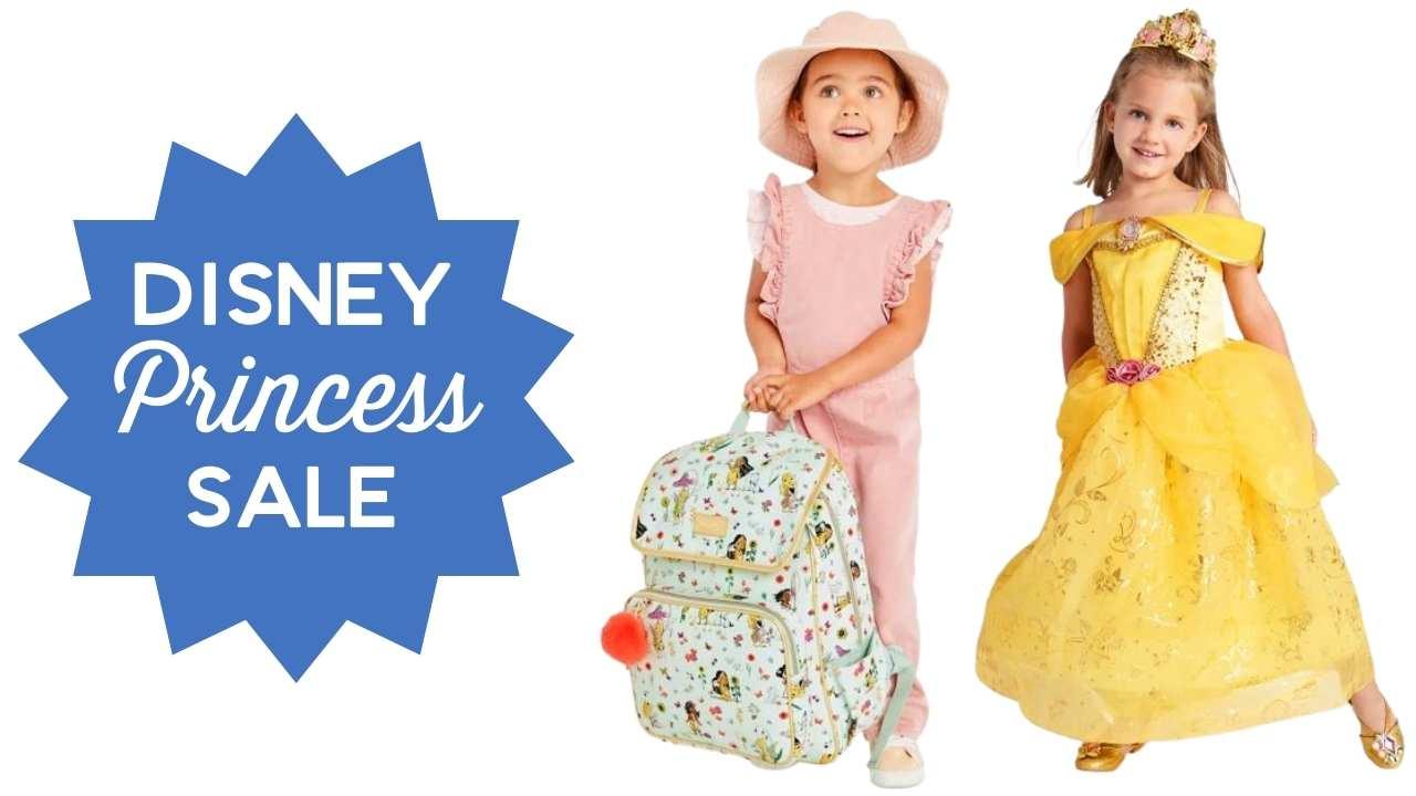 shopdisney princess sale