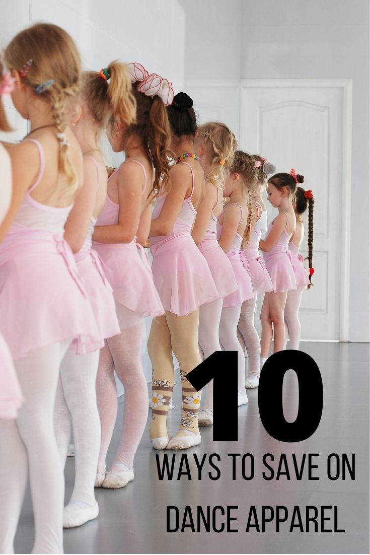 10 Ways to Save on Dance Apparel