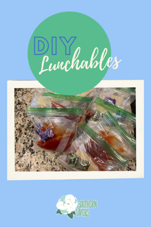 Save more than 65% when you opt not to buy Lunchables from the store and make your own. Here's how I made DIY Lunchables for so much cheaper!
