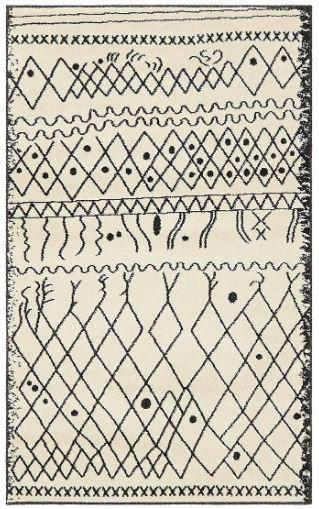 fez geometric rug