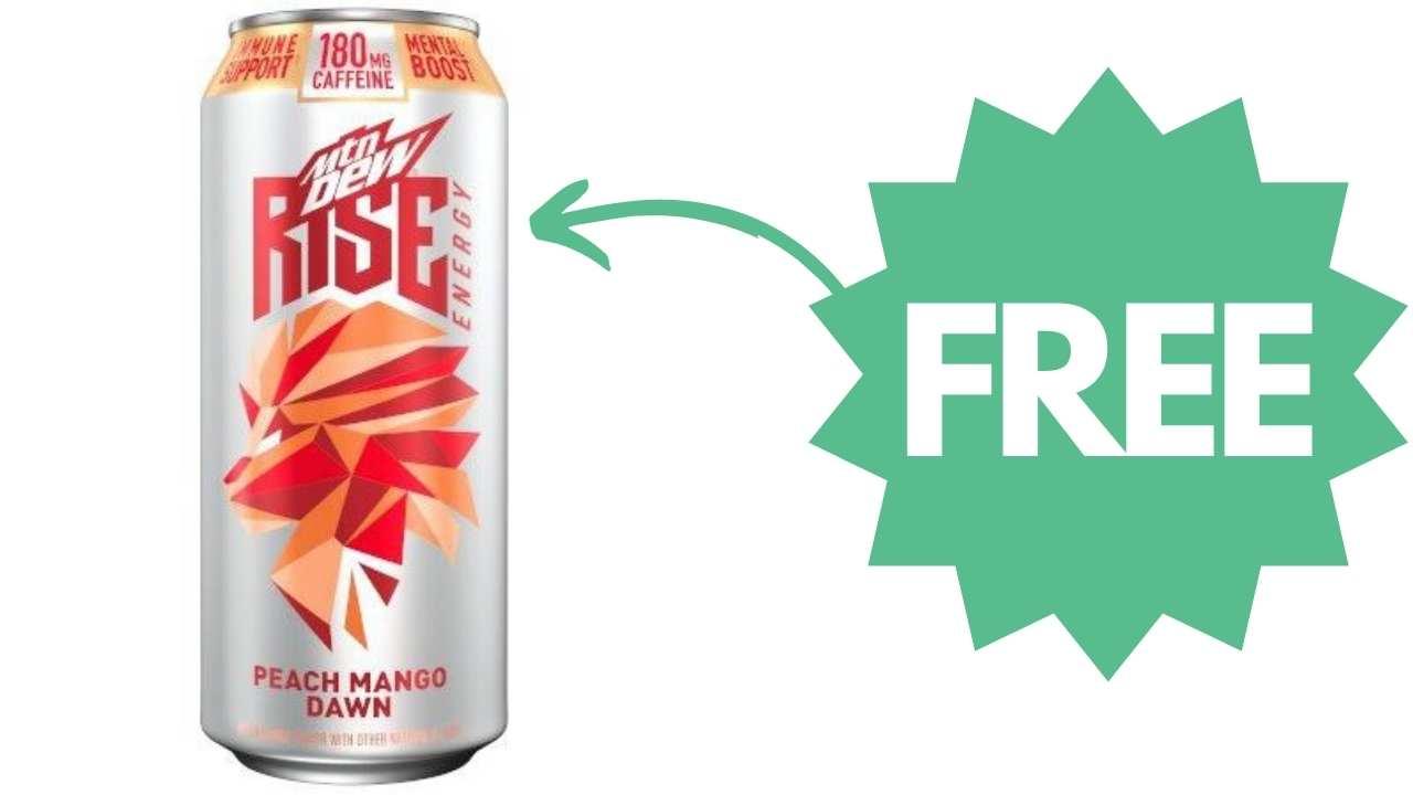 free mountain dew rise
