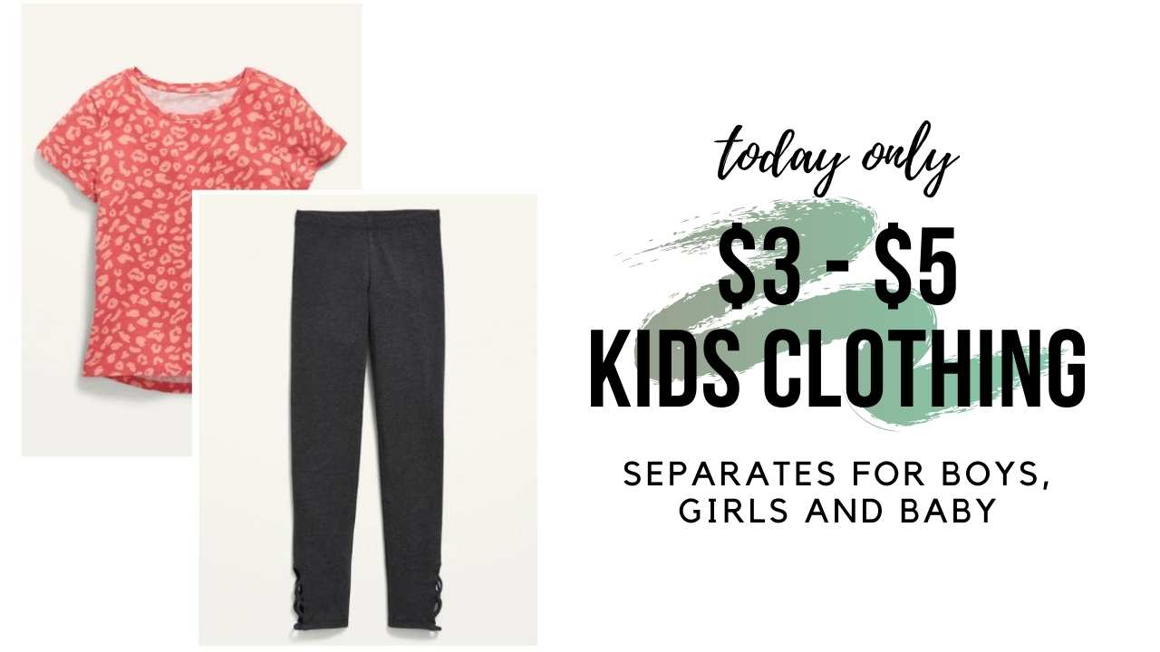 today only kids