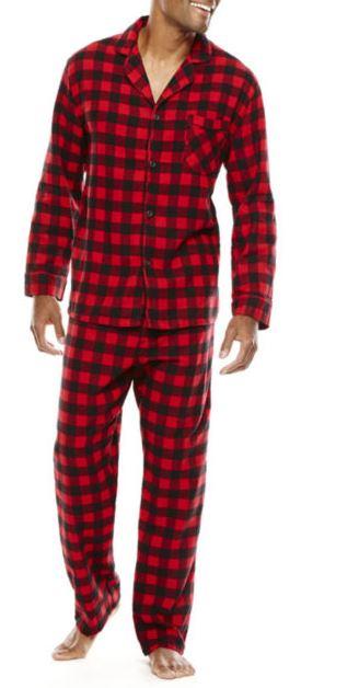 hanes pajamas